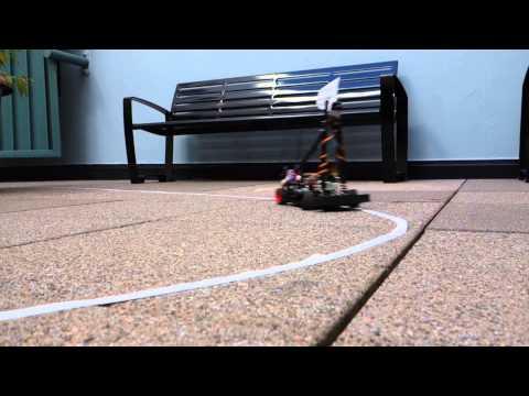 UC Berkeley EE192: The Autonomous Racing Vehicle Project