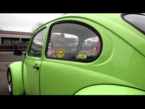 volkswagen beetle green pt1 @ mol 2013