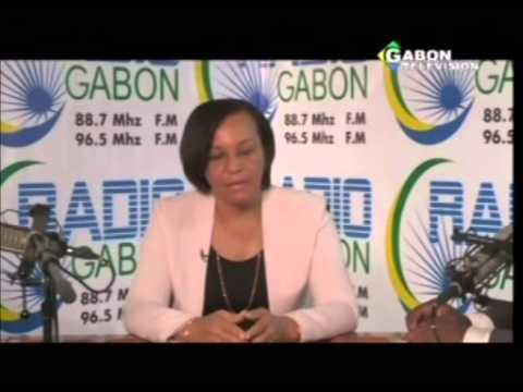 Invitée a Radio Gabon, la ministre du commerce fait len bilan des activités de son secteur