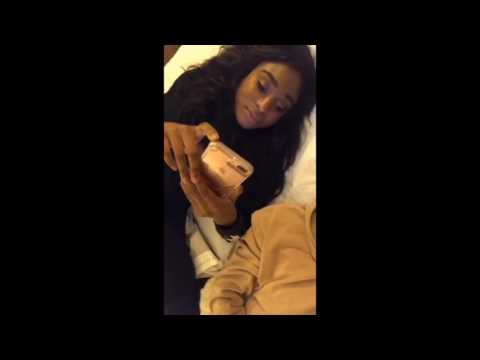 Normani on Instagram Live (February 19, 2017)
