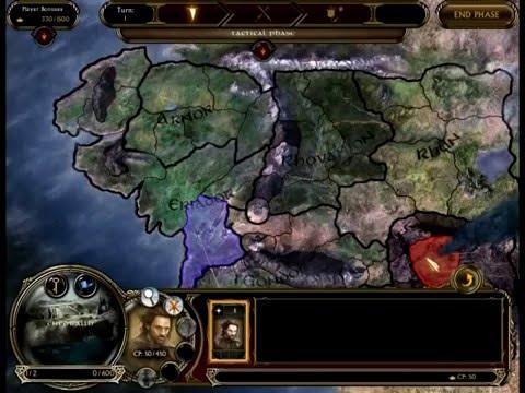 Mittelerde Karte 4k.Schlacht Um Mittelerde 2 Gamestar Ringkrieg Karte 3 4