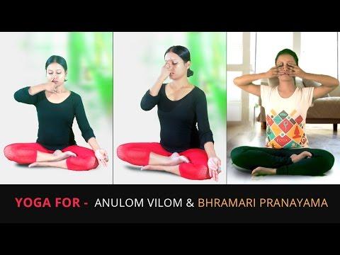 How to do anulom vilom pranayam