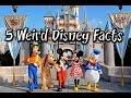 5 Weird Disney Facts You Never Knew