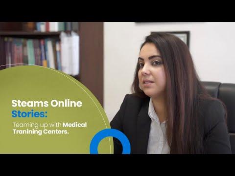 Steams Online Stories: Genesis Medical Training Center.