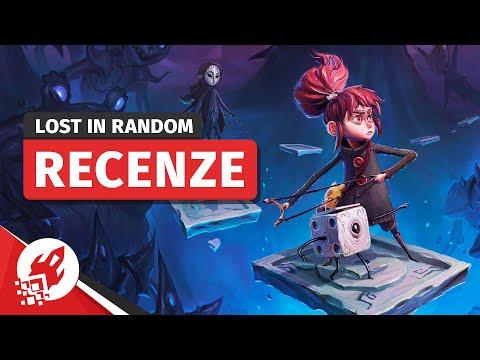 Lost in Random ukazuje svět, jenž se řídí výhradně hodem kostky - Recenze
