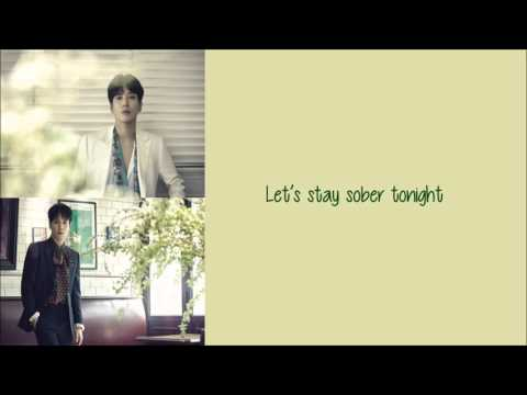 CNBLUE - Stay Sober [Lyrics]