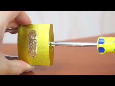 3 cara mudah membuka gembok tanpa kunci (TERBUKTI BERHASIL)