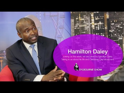 Hamilton Daley (Caribbean Day) || Exclusive Interview || The Sylbourne Show