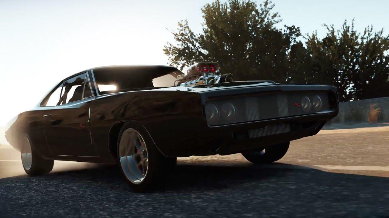 Forza Horizon 2 Presents Fast Furious Teaser
