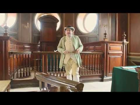 Colonial Williamsburg Capitol Building Tour pt.1