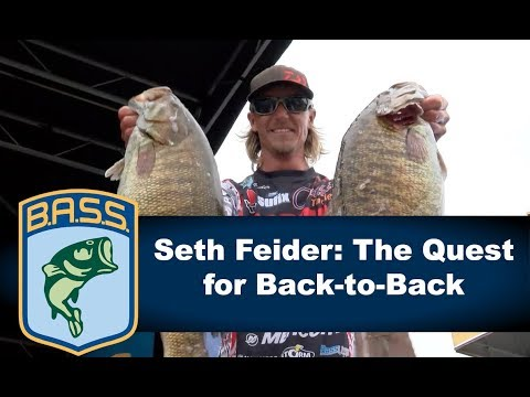 Seth Feider: The Quest for Back-to-Back