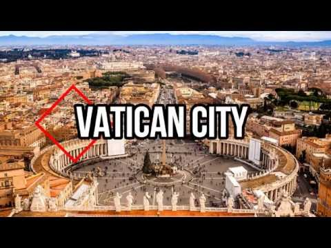 Vatican City- 10 things you may not know about