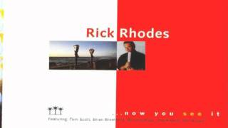 Rick Rhodes - The First Move (1994) Westcoast