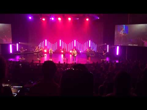 "ELEVATION WORSHIP - ""Hold On To Me"" Performed by Chris Brown - First Performance - New Song"