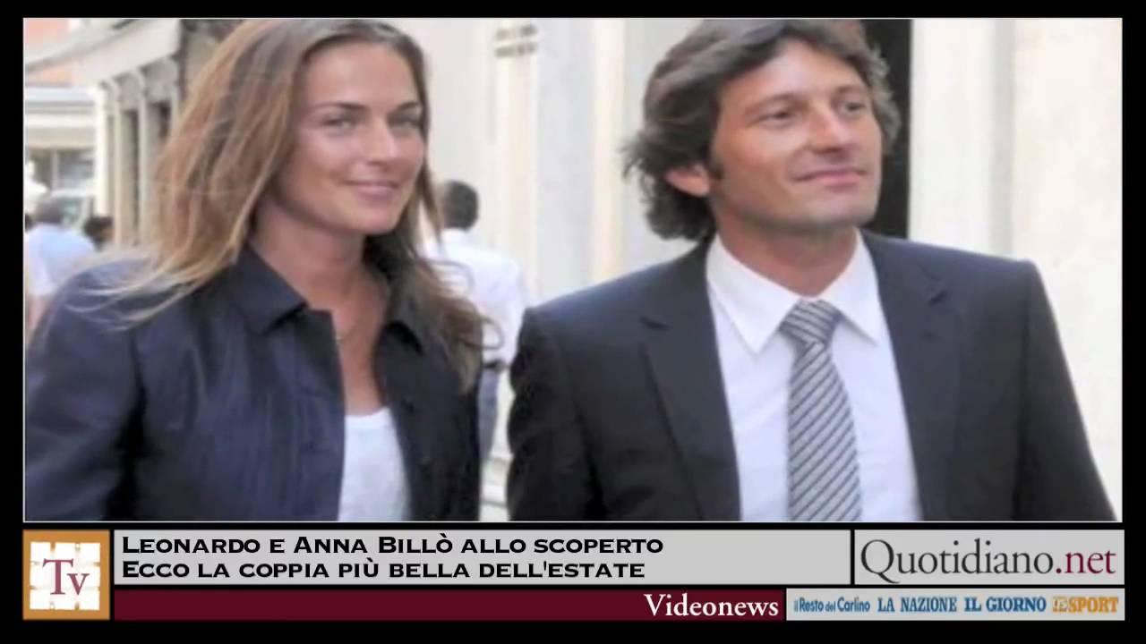 Leonardo e Anna Billò allo scoperto - La coppia più bella - YouTube