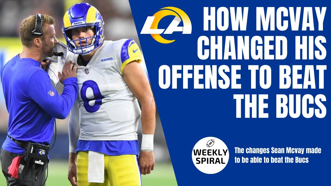 Sean McVay Frustrated With Rams Offensive Showing Despite ...