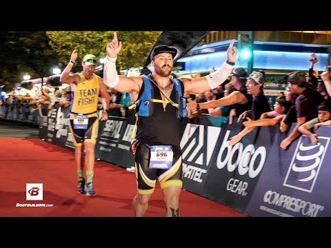 Race Day! | Week 25 | Kris Gethin's Man of Iron