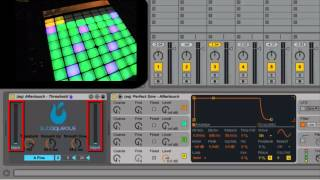 Using Aftertouch with Push - Free Download and Max for Live