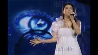 Hạt Mưa Bay Cuối Đời (Đăng Khánh) - Thu Phương (Karaoke)
