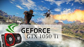 Just Cause 3 - GTX 1050 Ti - i5 2500k - 1080p - 60FPS
