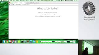 What color is this - talk.js