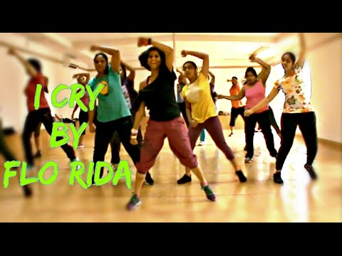 Zumba® Warm Up Routine by Vijaya | I Cry by Flo Rida