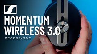 Sennheiser Momentum Wireless 3.0: audio da 5 stelle!