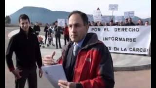 Pedro Varela entrada en prision