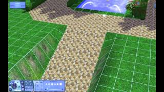 The Sims 3 - Underground Garage Tutorial - Hd