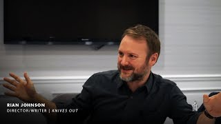 'Knives Out' Interview | Director Rian Johnson