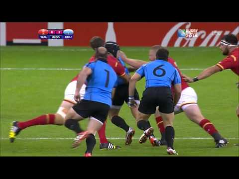 Wales v Uruguay Rugby World Cup 2015 20.09.15