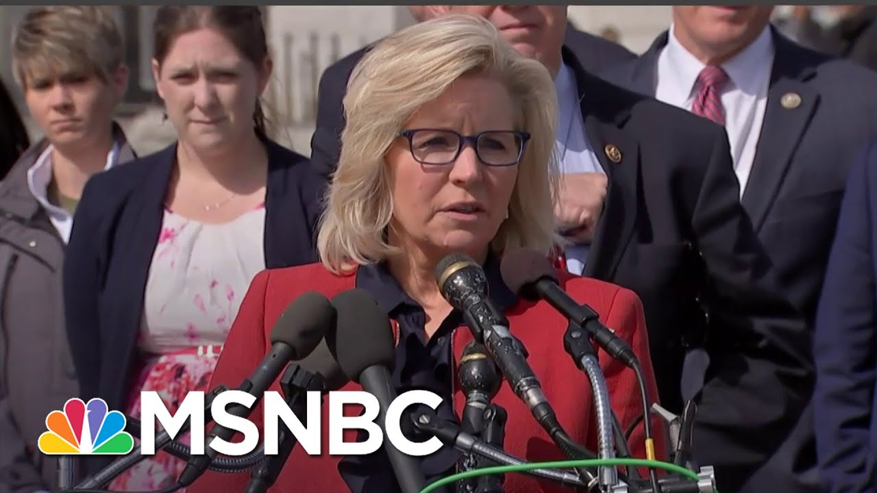 The GOP's Liz Cheney Purge May Be Upon Us