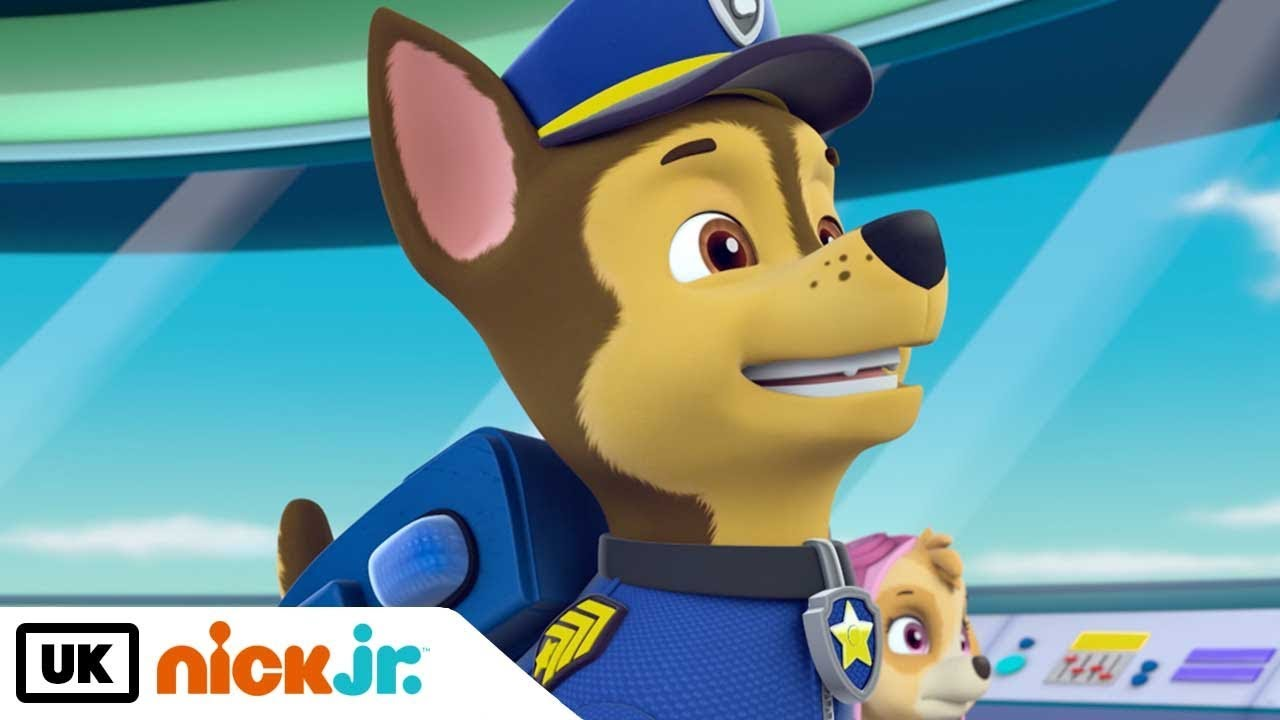 11639dccc Paw Patrol | Meet: Chase! | Nick Jr. UK - YouTube