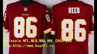 a8af0ea68 Washington Redskins 86 Reed Cheap NFL Jerseys China From buynfl.ru Only  23  Wholesale Price - Duration  31 seconds.