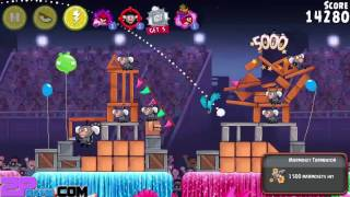 Angry Birds Rio - Rovio Entertainment Ltd CARNIVAL UPHEAVAL Level 22-27