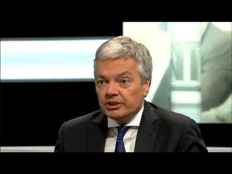 L'Interview. Didier Reynders (MR)