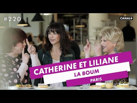 Une nouvelle boum avec Sophie Marceau - Catherine et Liliane - CANAL+