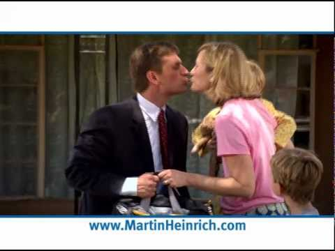Martin Heinrich for Congress - Hurry