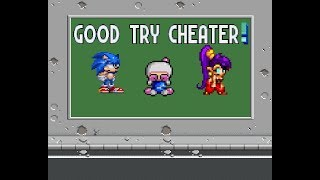 SMBX EXTRA:11 Extras in Sonic and Shirobon Adventure X+Shantae Adventure X:Shantae Secret Tale