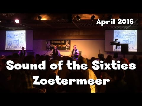 Sound of the Sixties - april 2016