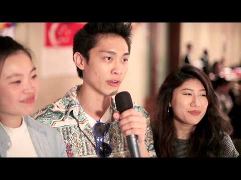Singapore Night 2015 by New York University Singapore Students Association