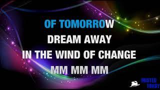 Scorpions Wind Of Change karaoke