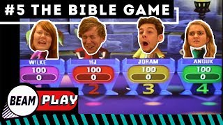 BEAM PLAY #5: DE BEAMREDACTIE SPEELT THE BIBLE GAME