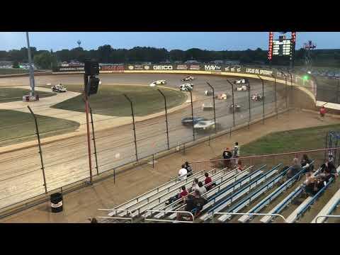Lucas oil speedway 8/4/18