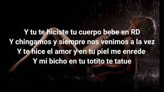 (Letra) BEBE - Omar Montes - Moncho Chavea - Original Elías