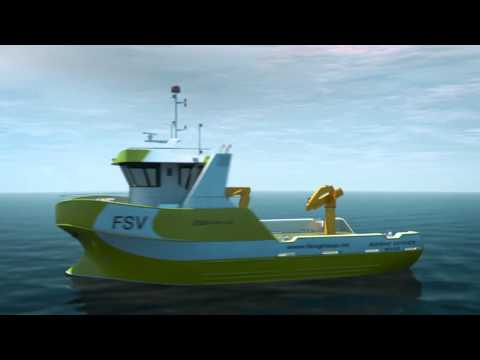 Fishfarm Service Vessel by FSV Group