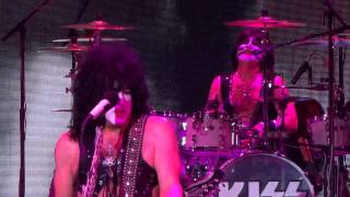 7. ALL FOR THE LOVE OF ROCK'N ROLL - KISS - KISS KRUISE 2012 - ELECTRIC SHOW 2 -
