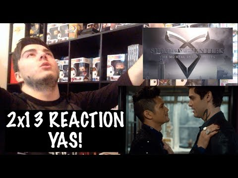 SHADOWHUNTERS - 2x13 'THOSE OF DEMON BLOOD' REACTION