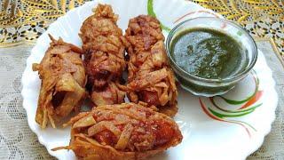 Crispy Thread Chicken Recipe | Ramzan Special Recipe | Ghare's kitchen