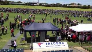 Perth Charity Ride Meet At The Arena Joondalup